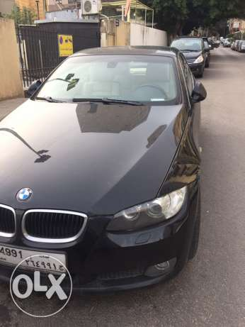 BMW hard top cabriolet excellent condition