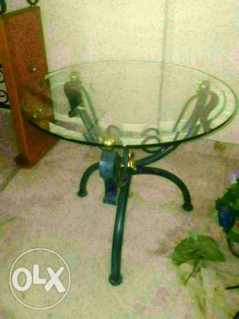 Bergere +console+3 tables for sale كسروان -  3