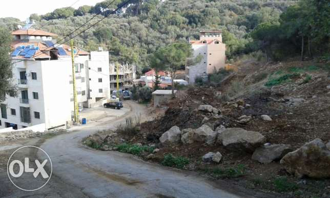 Sea View Land For Sale In Kornet El Hamra1825 m2 قرنة الحمرا -  6