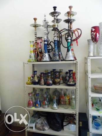 Assorted Shisha complete very rare collectors final $ 65 each