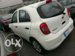 Nissan micra 2013 fully loaded