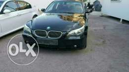 Bmw 525 sport package full options black interior black comfort seats