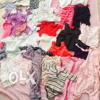 Baby clothes for free