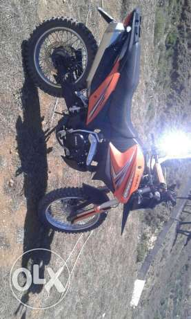 Ribal crb 250cc for sale مرجعيون -  1