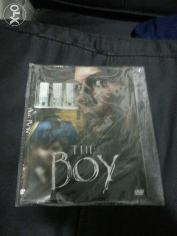 "The boy DVD ""CD"" خلدة -  1"