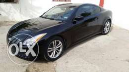 2008 G37 coupe black technology package