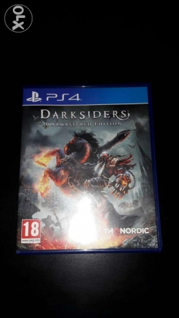 Ps4 game for sale darksiders war mastered like god of war ktir awiye..