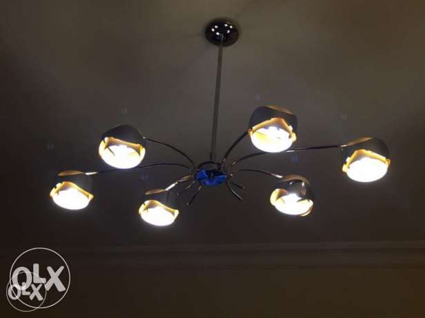 ceiling lamp made in germany with led lamps for sale for a good price سوديكو -  2