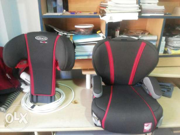 car seat used like new for 50