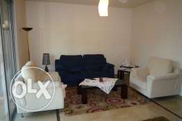 Furnished 2 bedrooms in Achrafieh with garden view