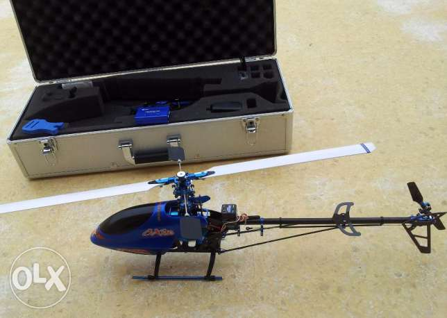 RC 450 Helicopter