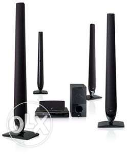 LG DVD Wireless home theater