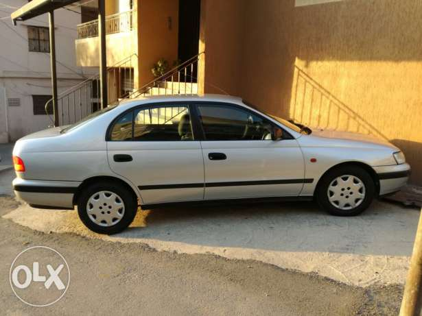 Toyota carina E 1996 gd condition for sale الغازية -  1