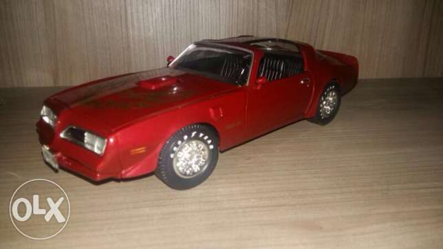dircast 1/18 trans am by ERTL