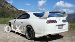 Toyota Supra عم فيبش عا- LOOKING FOR - Toyota Supra