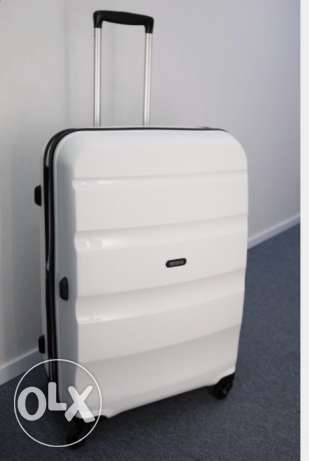 American Tourister 55cm spinner carry-on