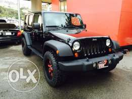 Wrangler unlimited black
