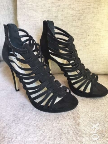 women shoes-black-size 37-french brand Texto
