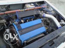 lancia Delta HF Integrale.trades are welcome.Bmw e30 or Yamaha R1
