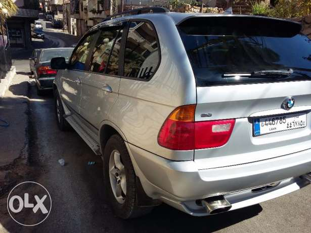 BMW X5 very clean عاليه -  4