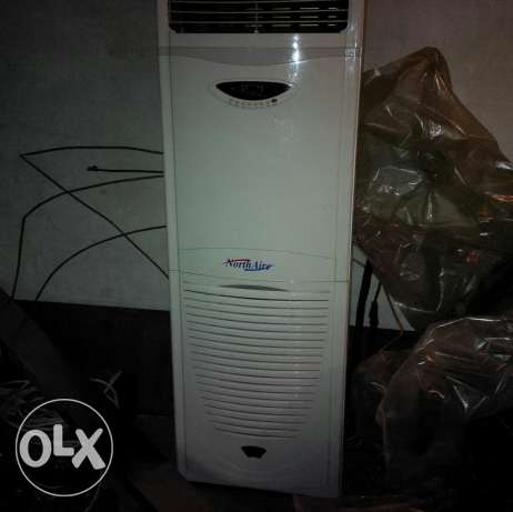 ac north aire 36000 btu cold and hot