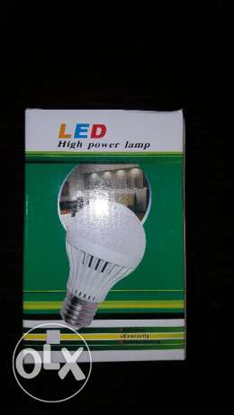 12W and 15W LED LAMPS,80% saving energy راس  بيروت -  2