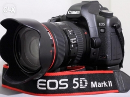 Canon 5D Mark II for sale