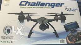Quadcopter Challenger 4CH 6-Axes Gyro With Wifi 2MP(720P)
