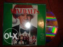 laser disk mixed nuts