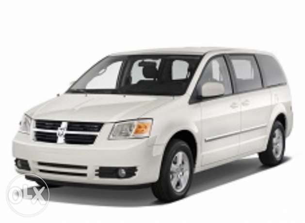 Dodge grand caravan clean carfax 2012 good for family