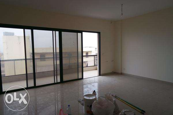 125 sqm New Apartment for sale in Mansourieh 3rd floor 200,000$