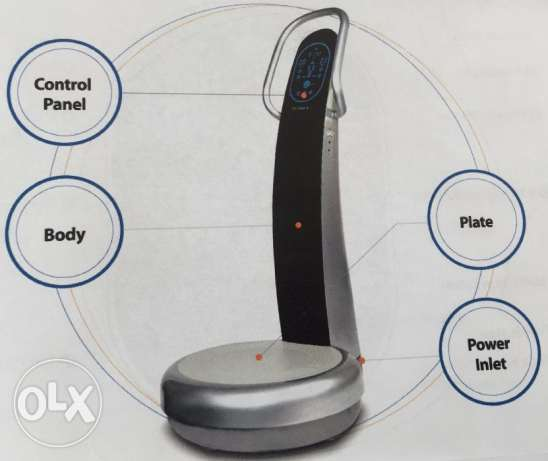 SONIX vibrating plate