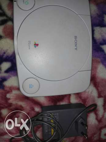 ps1 with 2 games