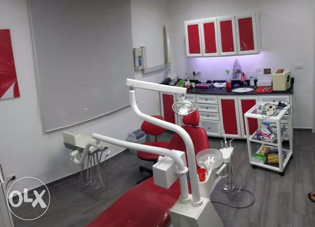 Fully Equipped Dental Clinic