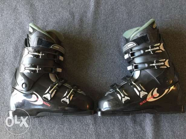 salomon performa boots for ski size 41 good condition