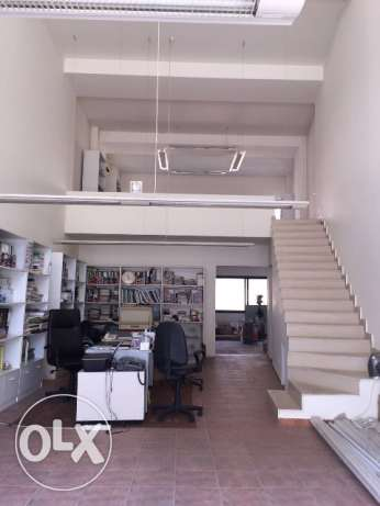 shop for rent in sin el fil horch tabit
