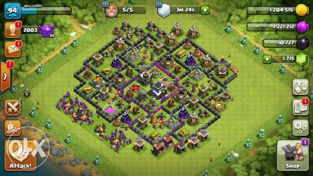 Clash lal be3