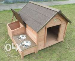 dog, cat houses
