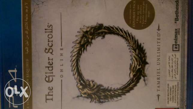 Ps4 game the elder scrolls online with codes like new بشامون -  1