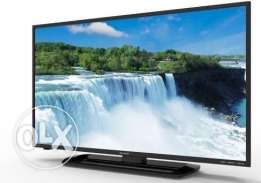"New Sharp 40"" LED TV"