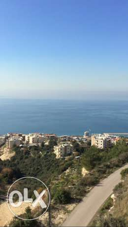 duplex in Halat for sale or exchange for land