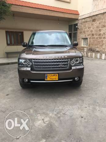 range rover vogue supercharged 2010