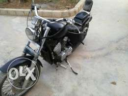 Motorcycle Steed_400cc