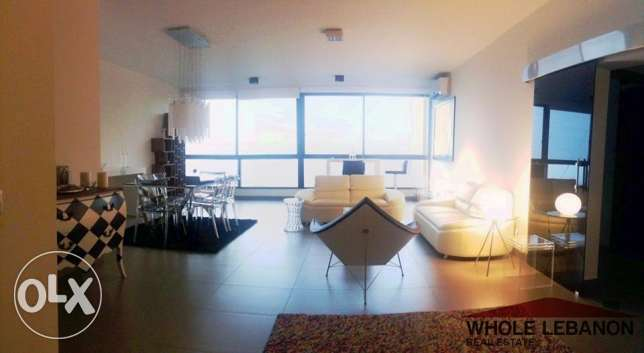 160 sqm Apartment for sale in Bchamoun
