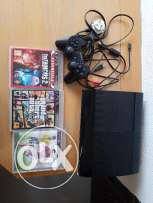 PS3 + Video games