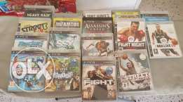 PS3 & PS3 games for sale