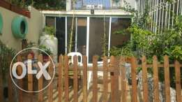 Wooden Fence - 3 parts