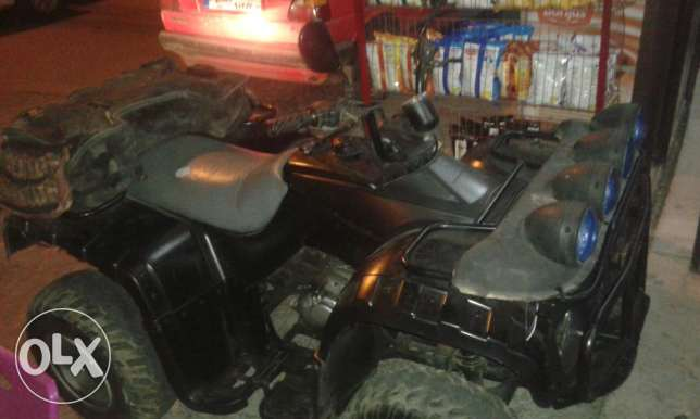 ATV for sale. Very good condition. بصاليم -  2