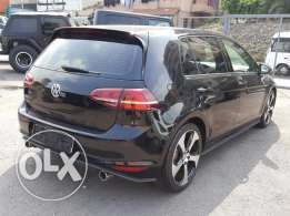 2014 VW GTI 7 Like New