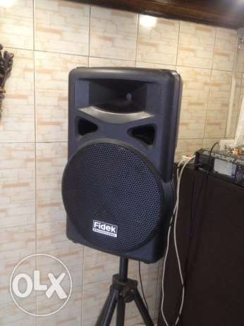 sound system for sale عاليه -  4